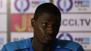 WI Can Win Against Top Sides Now in Tests, Says Jason Holder